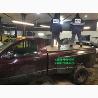 Крышка кузова Додж Рам 1500 (2500, 3500). Dodge Ram крышка багажника. Тюнинг пикапов BVV
