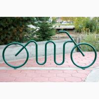 Велопарковка Дабл на 4 велосипеда