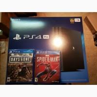 919136235325 Sony PS4 PlayStationn 4 Pro 1TB Bundle совершенно новый