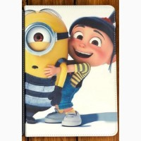 Дисней Чехол с мультгероями Миньон iPad mini 1 mini 2 mini 3 mini 4 mini 5