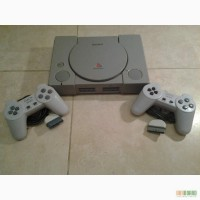 Приставки Sony PS1 (SCPH-7502,SCPH-102,SCPH- 1002)