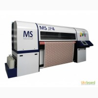 MS JP4 - самый быстрый сублимационный принтер