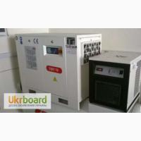 Винтовой компрессор б/у с осушителем, 7, 5 кВт, 1000л/мин