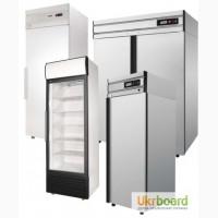 Шкафы POLAIR 500л-1400л Холодильные, универсальные, морозильные.Новые