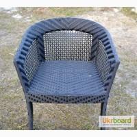 Продам стул-кресло из искусственного ротанга бу