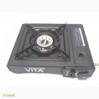 Газовая плита Чемодан VITA MS-2500LPG для дачи - лучший выбор