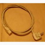 Сетевой шнур ( кабель питания ) для компьютера