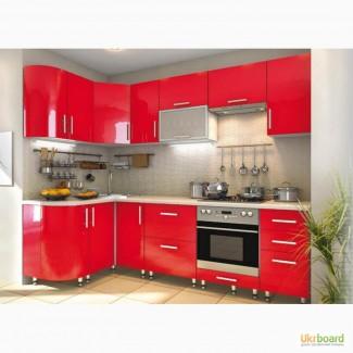 Кухня угловая (2,  6+1,  3 м.)