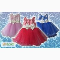 Детские нарядные платья оптом и в розницу