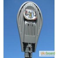 Уличный ЛЕД светильник с линзой 30W, 50W