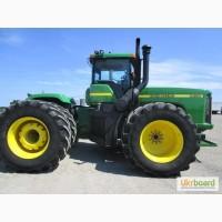 До 20.07.2016 трактор Джон Дир John Deere 9400 (425 л.с.) 4wd 5563 мч цена