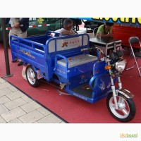 Хотите купить грузовой мотоцикл Грузовой электроскутер гораздо лучше
