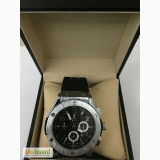 Купить Часы Hublot (Хублот) серебряные оптом от 100шт