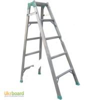 Универсальная лестница 2-х сторонняя раскладная 2х5