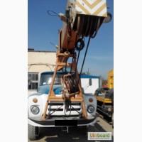 Продоставляем услуги автокрана КС-3575А ДАК, 10 тонн, ЗИЛ 133ГЯ, 1988 г.в