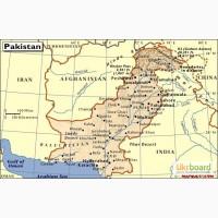 Авиадоставка из Пакистана