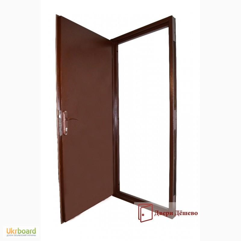 антивандальные входные двери от производителя