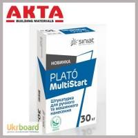 Plato Multistart (машинная и ручная штукатурка)