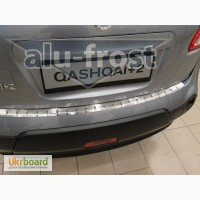 Тюнинг продам накладку на задний бампер Nissan Qashqai +2 2008