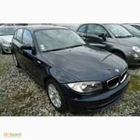 Разборка BMW 1 (E81, E82, E87, E88) 2008-2011 год
