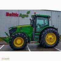 Трактор John Deere 7230 R. Трактор б/у. ( 1382)