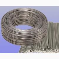 Сварочная проволока и прутки для нержавеюших сталей по ГОСТ, AWS, DIN оптом и розницу