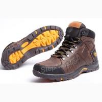 Ботинки кожаные зимние Timberland Pro Mk II Nubuck Brown