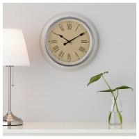 Бежевые Настенные часы