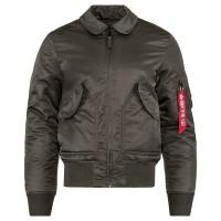 Куртки ВВС США Alpha Industries пилот CWU 45/P Slim Fit
