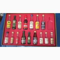 Дикоративные бутылочки ссср 16 шт