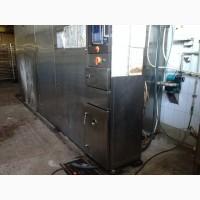 Установка универсальная варочно-коптильная для термической обр. рыбной и мясной продукц