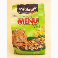 Vitakraft Degu Menu Vital - корм для дегу - 600 гр