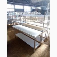 Стол из нержавеющей стали, производственные столы