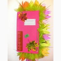Подарок учителю Журнал из конфет