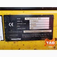 Гусеничный экскаватор Komatsu PC180LC-7 ЕО (2008 г)