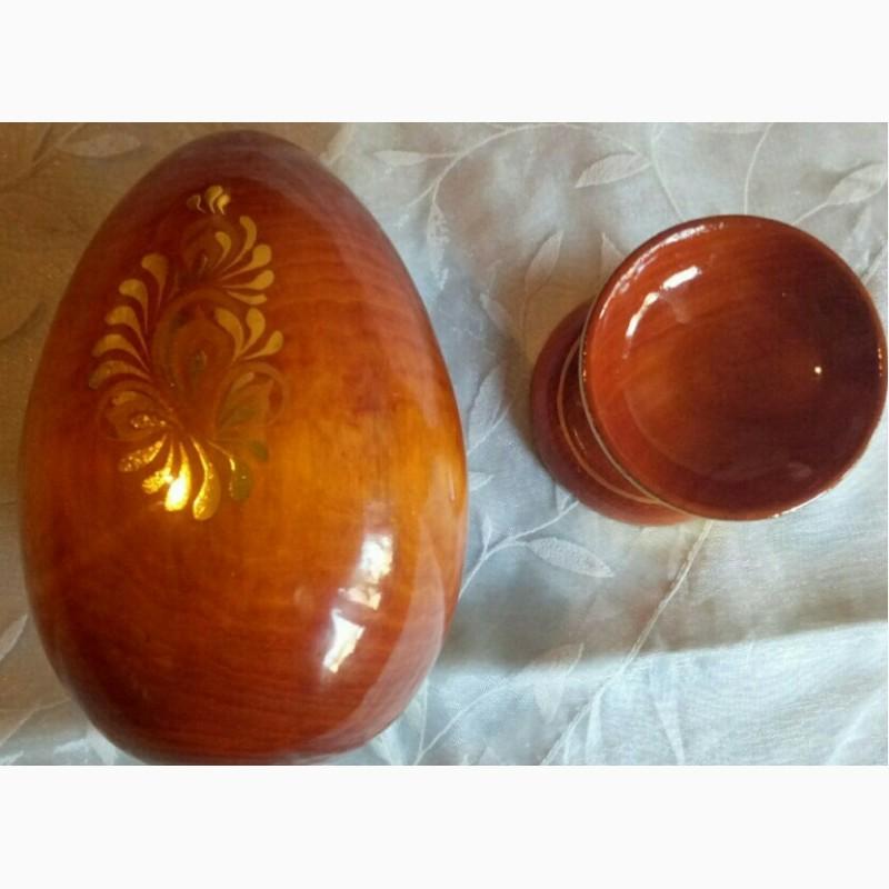 Фото 5. Икона Божьей Матери Казанская пасхальное яйцо