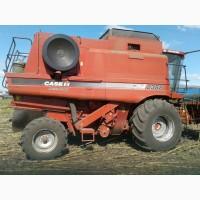 Зернозбиральний комбайн CASE IH 2388 з жаткою флекс CASE IH 1020