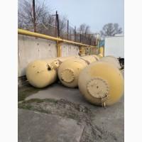 Воздухосборник (ресивер) 5, 58 м3э 18 кг/см2