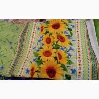 Полотенца кухонные вафельные 45 х 60 см, цвета и рисунки разные