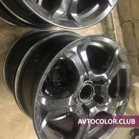 Покраска, реставрация дисков