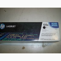 Продам Картридж HP 125A (CB540A) оригинал