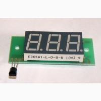Цифровой термометр -55…+125 C шкала 0.56 дюйма на AtMega48PA-AU, LP2951C и DS18B20