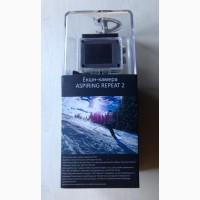 Экшн-камера Aspiring Repeat 2 Ultra HD 4K Action Camera экшен Wi-Fi экшнкамера экстрим