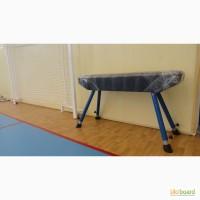 Конь гимнастический, гимнастическое оборудование для школ
