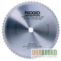 Твёрдосплавные диски для сухопильной пилы 590L Ridgid