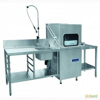 Промышленные посудомоечные машины для кухни, ресторана, бара