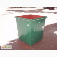 Продам, изготовим мусорные баки (контейнера)