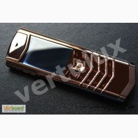 Vertu Signature S Design Chocolate Red Gold, Vertu, реплика Vertu, Копии Vertu