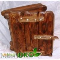 Ящик для ключей - ключница из натурального дерева