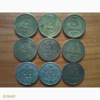 Коллекция монет СССР 1940-56г